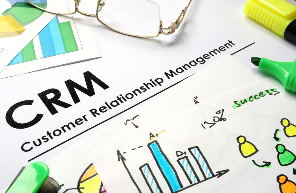 在线CRM客户数据分析