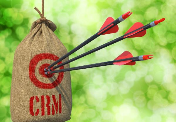 CRM系统锁定价值客户